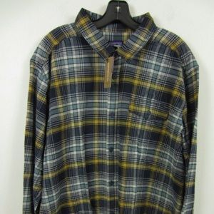 Patagonia Flannel Shirt — New w/Tags, Size XXL